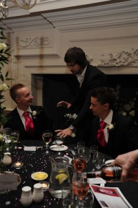 civil partnership entertainment